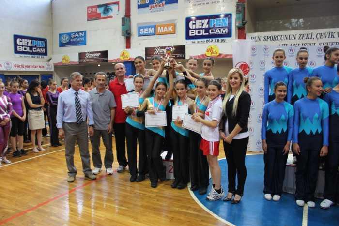 21 Haziran Ortaokulu Türkiye İkincisi