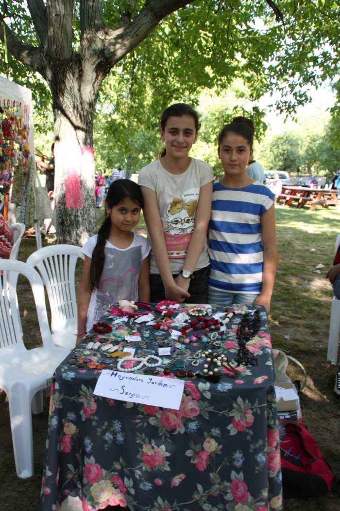 Geleneksel Yanık Köyü Yaz Şenliği