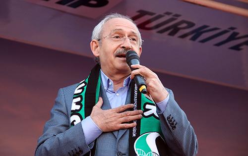 Kılıçdaroğlu: 'Neden oy vermediniz diye hiç suçlamadım