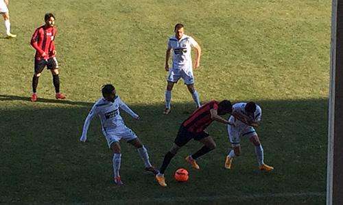 Sakaryaspor Vanda 2-0 mağlup oldu