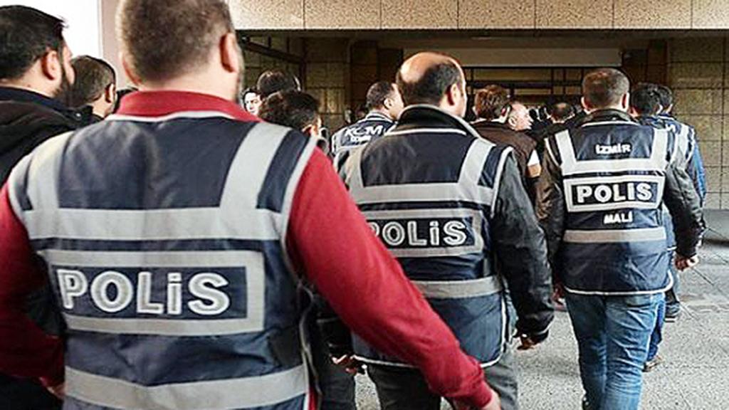 FETÖ operasyonu: 16 polis gözaltında