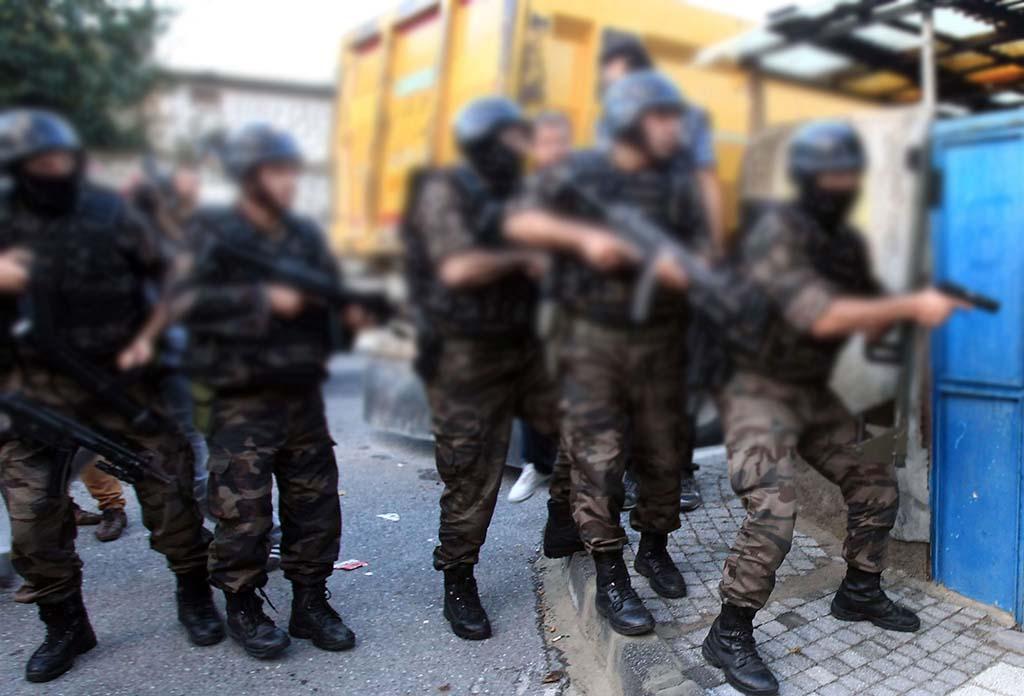PKK operasyonu: 7 gözaltı!