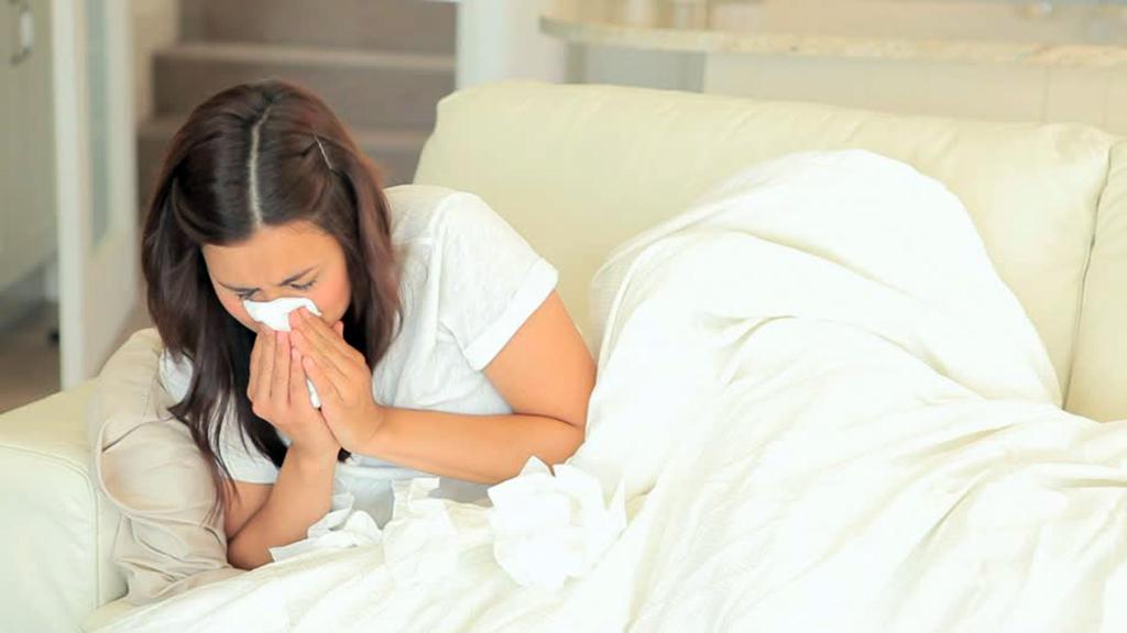 Gribe karşı az ilaç bol su için c vitamini alın iyice dinlenin