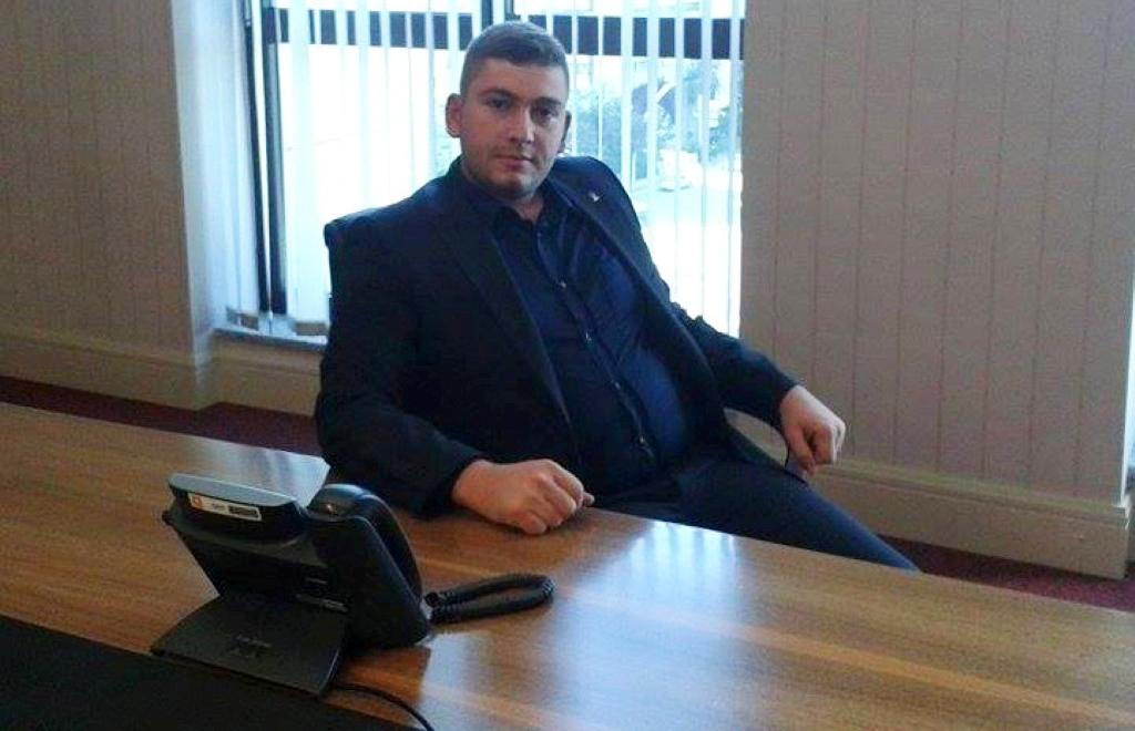 Osman Enes Özer Başkanlıktan istifa etti