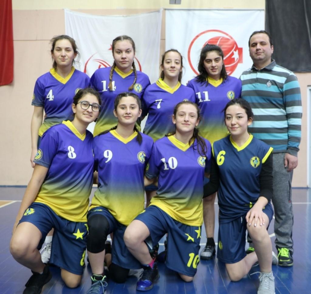 U16 Basketbol Ligi devam ediyor