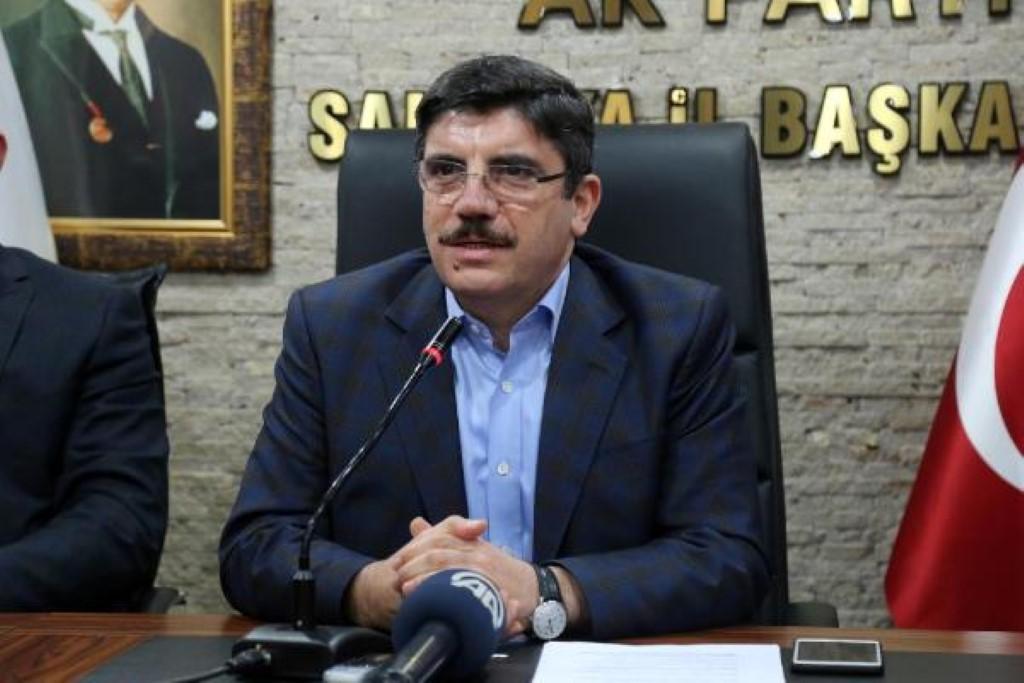 Aktay, Sakarya'da konuştu: Biz ne yapacaksak, halkın onayıyla yapacağız