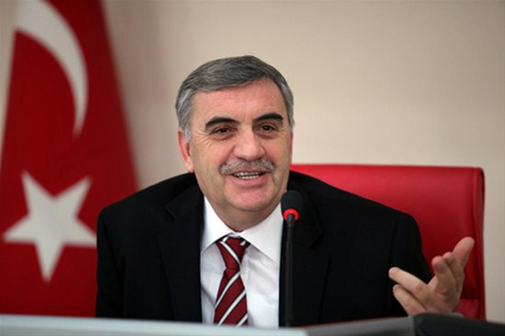 Başkan Zeki Toçoğlu 6. Sırada
