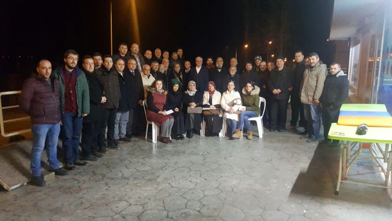 Başkan Ak Karaman'da Cumhurbaşkanlığı sistemini anlattı