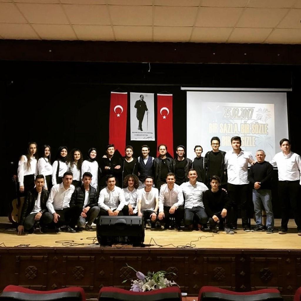 Köy Okullarına Yardım Konseri