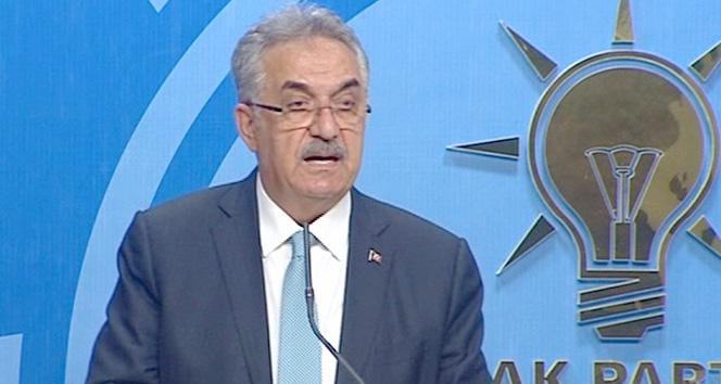 AK Parti'de tüzük değişikliği
