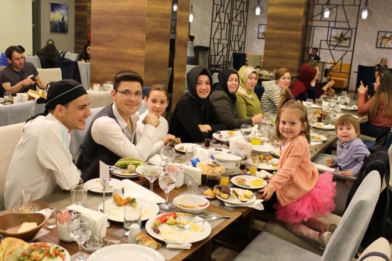 Best Western Premier Sakarya'da ilk iftar