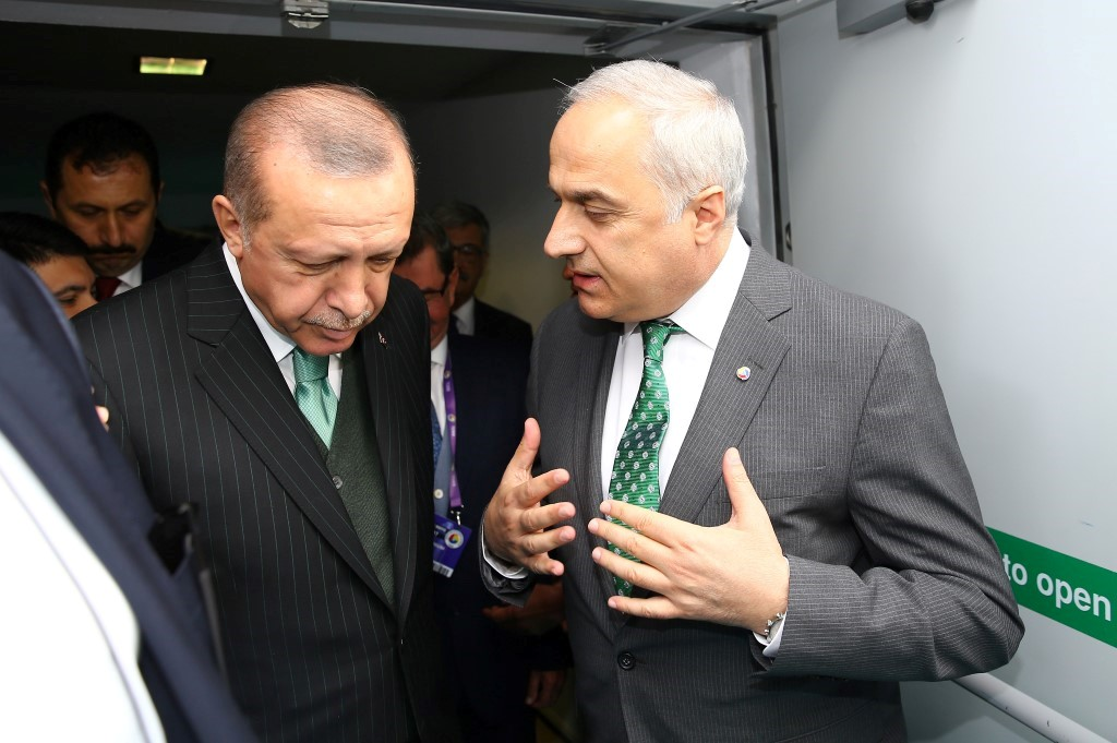 Kösemusul Erdoğan'a Sakarya'nın yerli oto hedefini anlattı