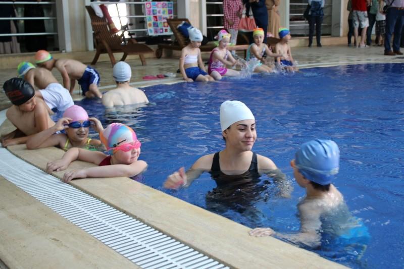 Serdivan Belediyesi'nden çocuklar için yaz spor okulu