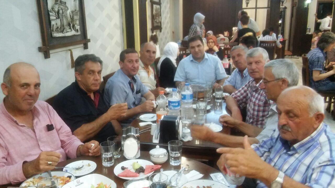 Arifiye Tarım Kredi Kooperatifi'nden geleneksel iftar