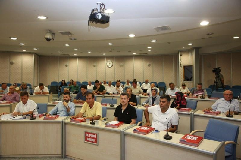 Emekli TOKİ'si mecliste