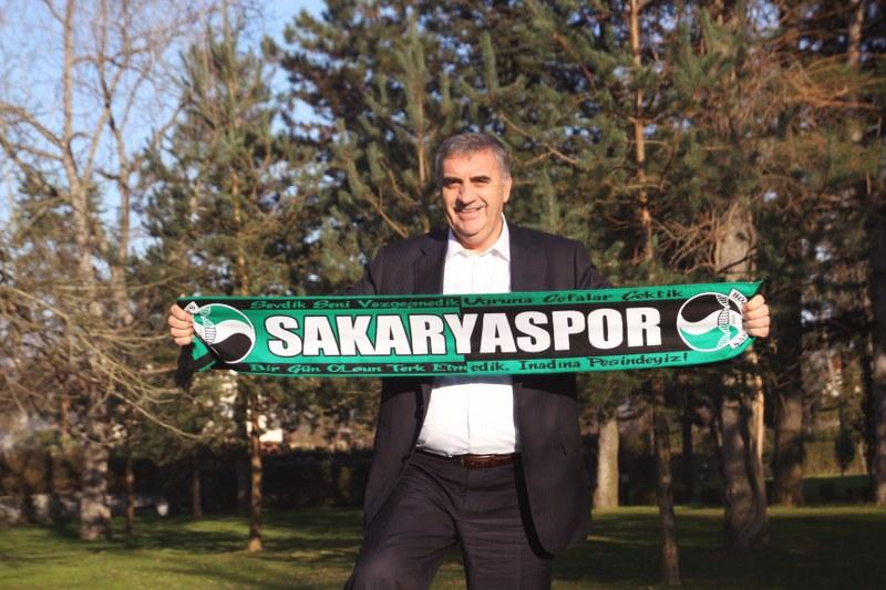 Toçoğlu'ndan Sakaryaspor'a loca desteği