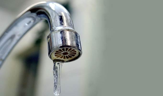 Dikkat! Camili'de sular kesiliyor