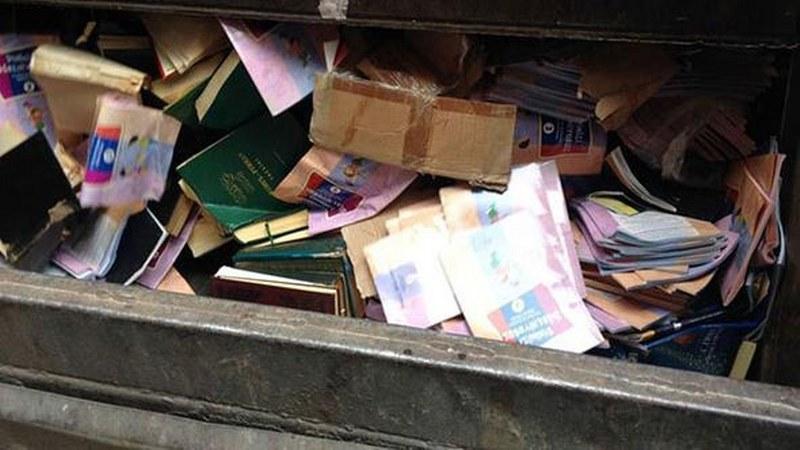 'Dini Kitaplar Çöpe Atıldı' iddiasına soruşturma