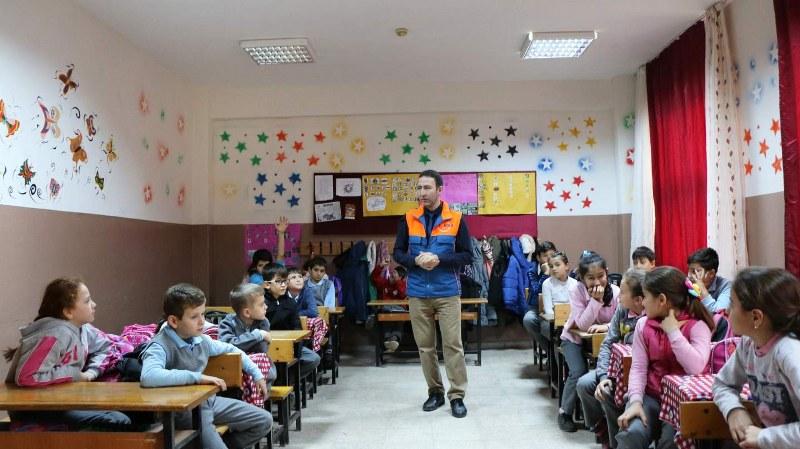 AFAD  Ferizli'de eğitimlerine devam ediyor