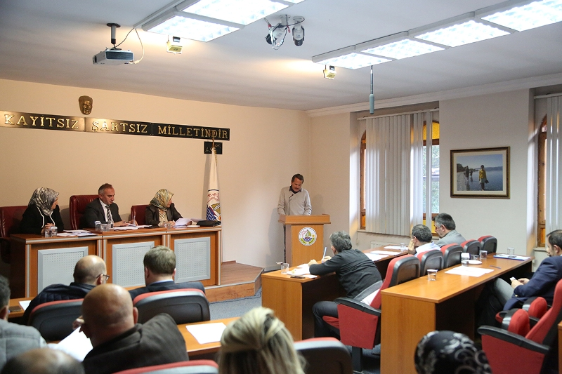 Kent Konseyinden değerlendirme sunumu