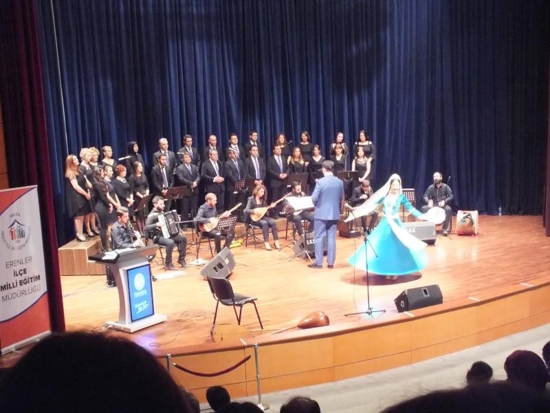 Öğretmenler gününe özel konser
