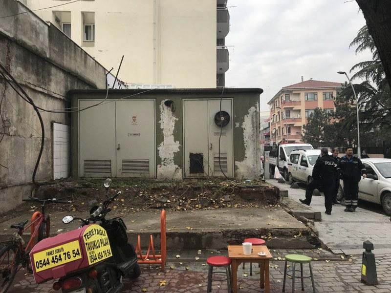 Trafo patladı: 2 yaralı