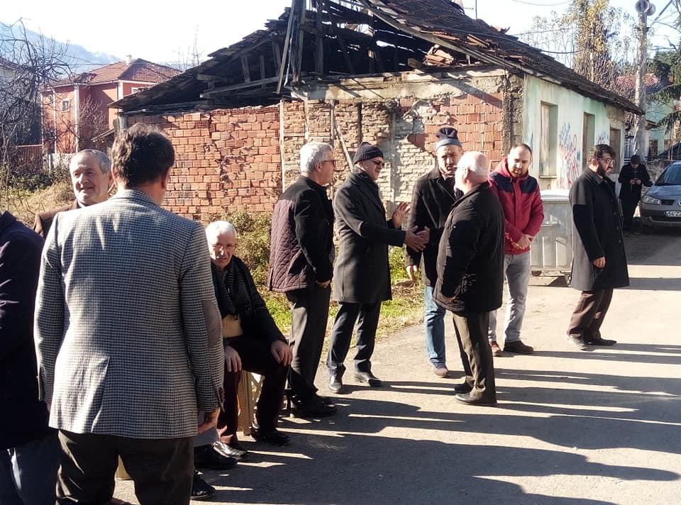 Karapürçek Belediye Başkanı Yıldırım'ın ağabey acısı